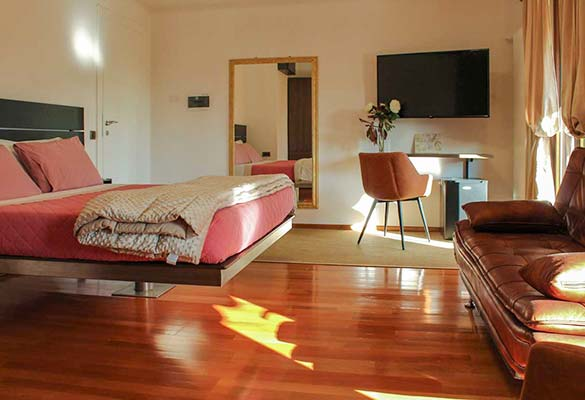 Camera Brown by Bed and Breakfast La Tosca Marina di Massa